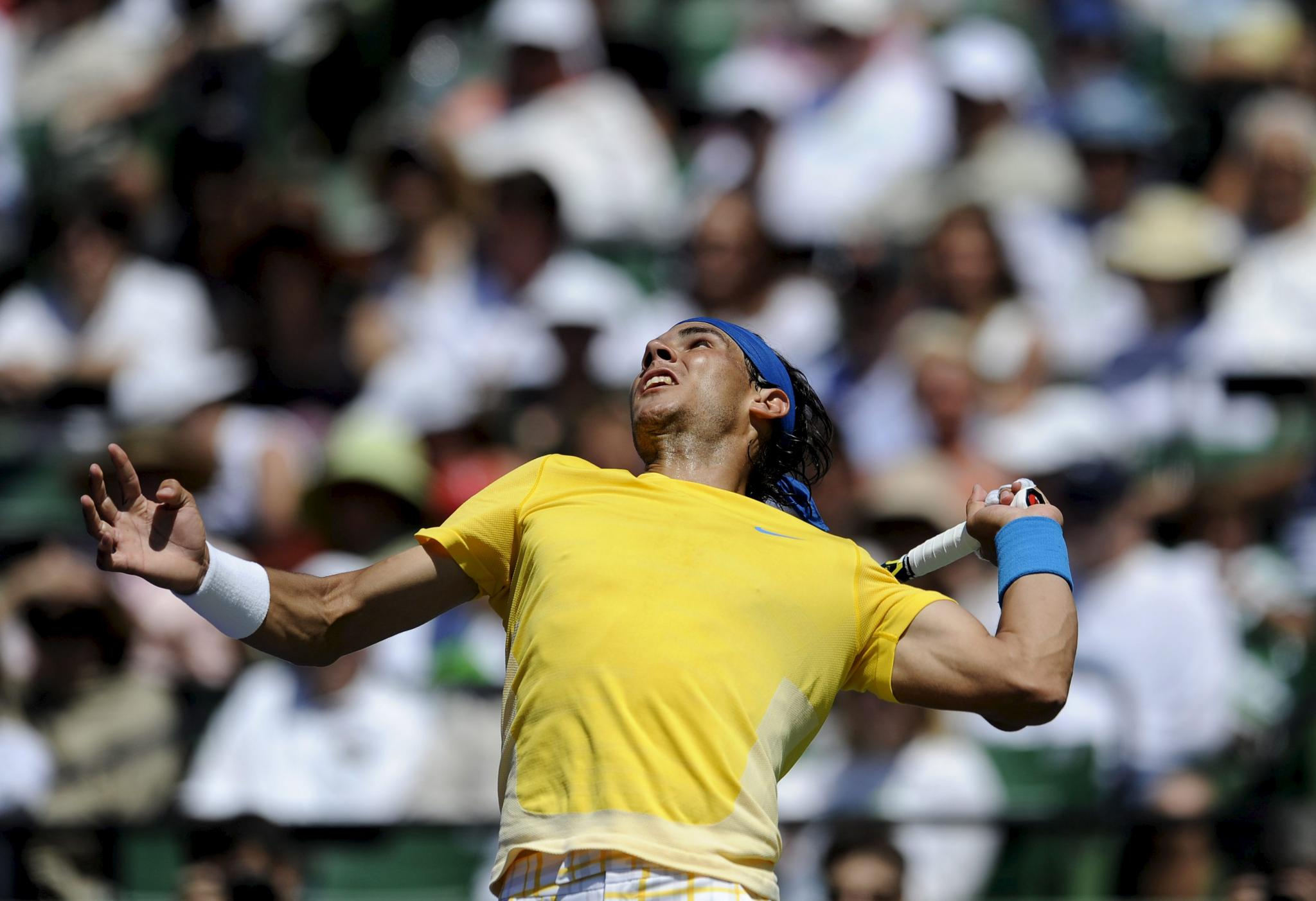 Rafael Nadal - Andy Roddick