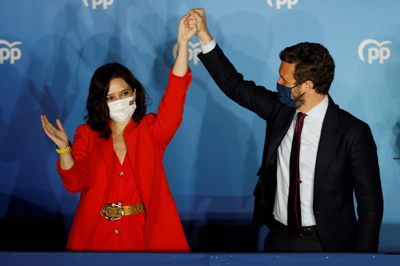 Elecciones en Madrid