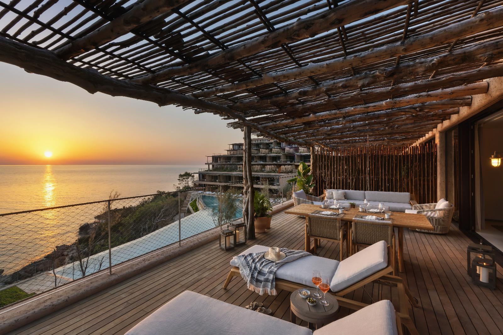 Six Senses Ibiza abre sus puertas en la bahía de Cala Xarraca