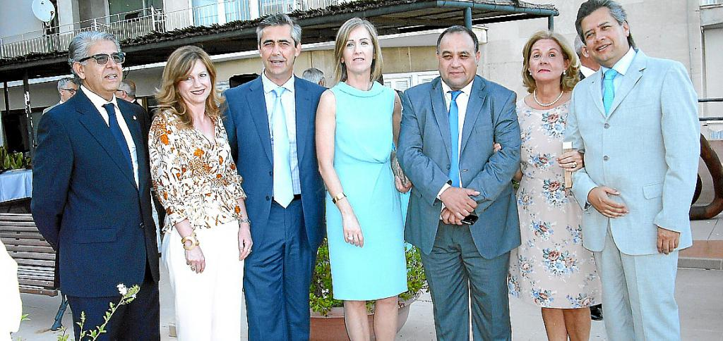 Palma celebra el aniversario de la reina Isabel II
