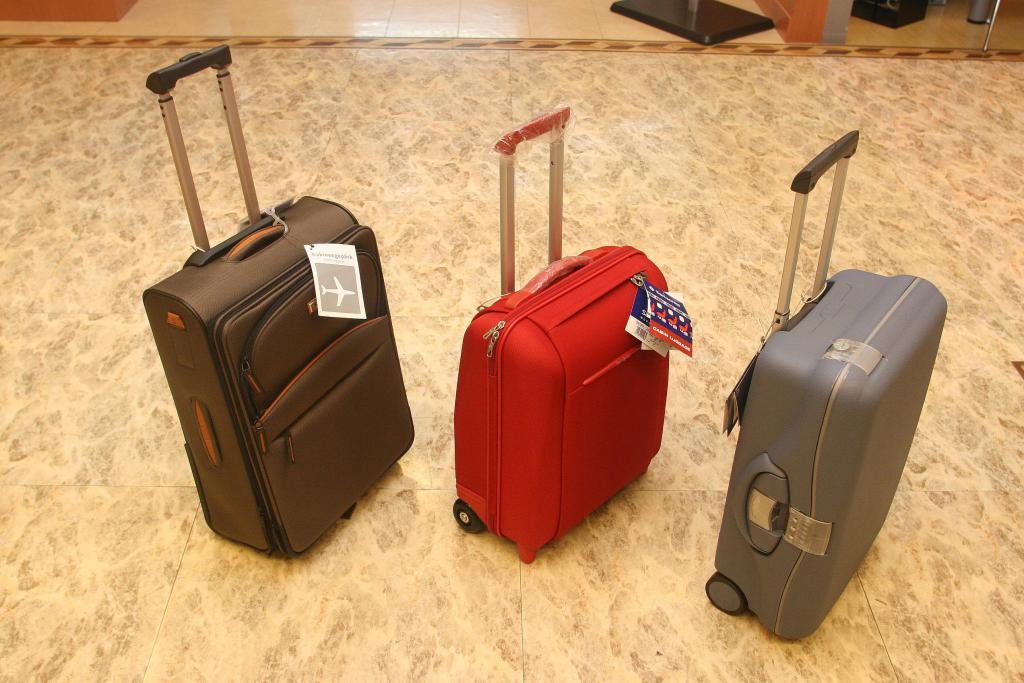 Despertar derrocamiento Meyella  Las compañías aéreas reducirán el tamaño del equipaje de mano