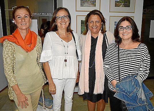 Exposición de Llorenç Gual en Son Tugores