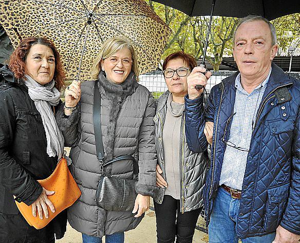 La lluvia no pudo con el Dijous Bo