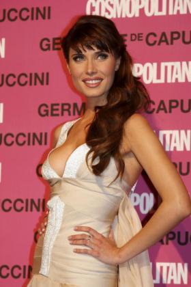 La presentadora ha sido elegida como una de las españolas más sexys.