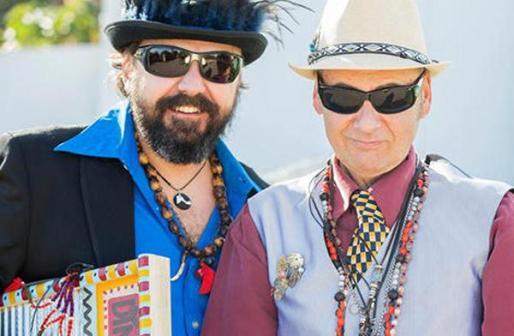 Vermut jazz con The Kings of New Orleans en Palma.