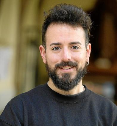 El profesor Miquel Tur.
