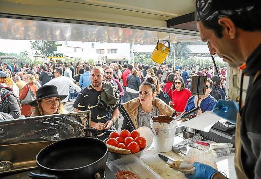 Gran acogida durante el día, de la segunda cita del 2020 de la ruta gastronómica itinerante 'Fun & Trucks'.