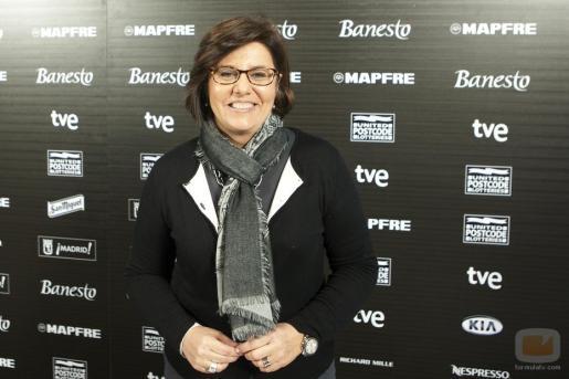 María Escario, en una imagen de archivo.