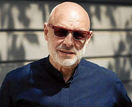 Una imagen de Brian Eno.