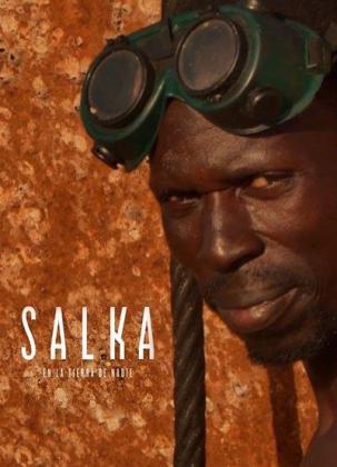 Cartel de 'Salka. En tierra de nadie'.