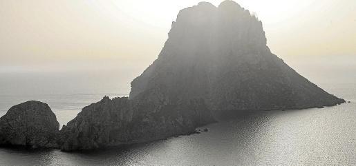 El islote de es Vedrà, en una imagen de archivo.