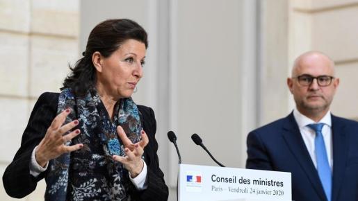 La ministra de Sanidad de Francia, Agnès Buzyn.