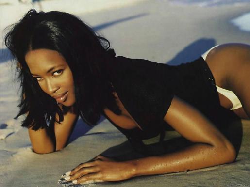Naomi Campbell, en una imagen de archivo.