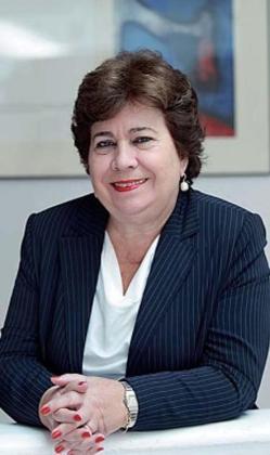 María Luisa Cava de Llano y Carrió, política española que ha realizado su carrera en la isla de Ibiza.