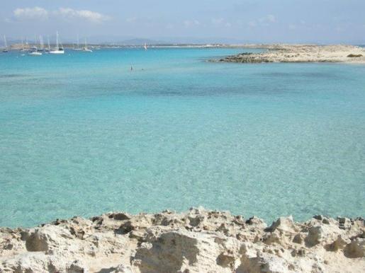 Costa de Formentera.