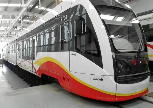Servicios Ferroviarios de Mallorca tiene previsto este año aumentar la plantilla y las frecuencias de los trenes.