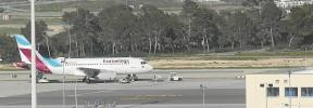 AENA renuncia a ampliar en Palma la plataforma para tener más aviones