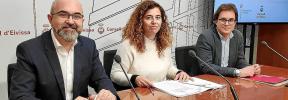 Pilar Costa asegura que los proyectos de Ports de Balears en Ibiza están asegurados
