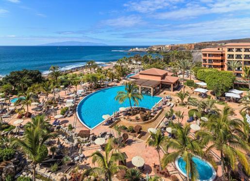 Hotel H10 Costa Adeje Palace.