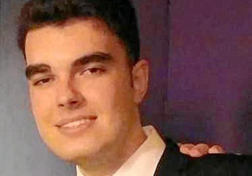 El joven ibicenco Joan Pau Portas Marí.