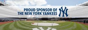 Palladium, nuevo patrocinador de los New York Yankees