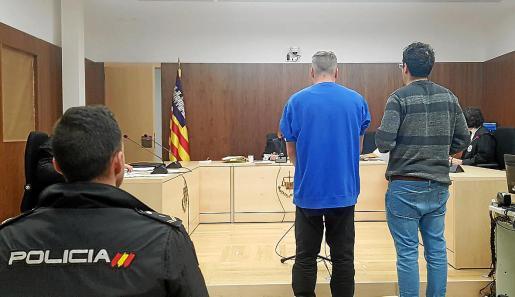 El acusado declaró asistido por un intérprete ante el juzgado de lo Penal número 2 de Ibiza.