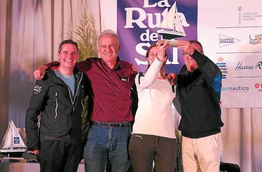 Una imagen de la entrega de premios de la edición del año pasado.