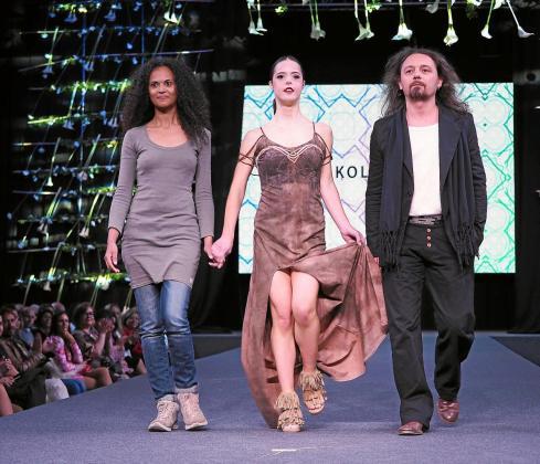 Personas con diversas capacidades participaron en el primer desfile Ibiza Inclusion Fashion Day.