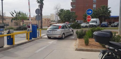 Imagen del vehículo para realizar las intervenciones a domicilio.