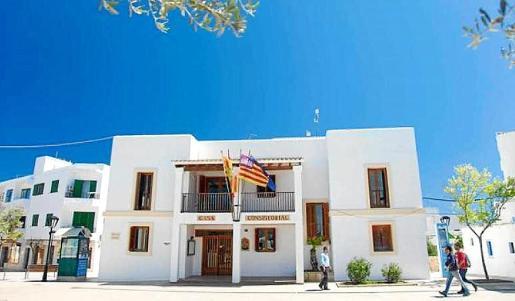 Imagen de archivo del Ayuntamiento de Formentera.
