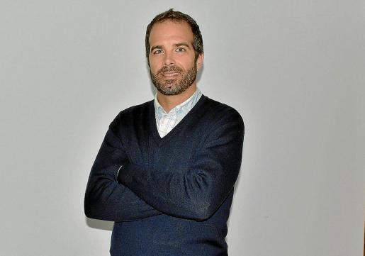 Imagen del nuevo presidente de la Federación Insular del Taxi de Ibiza, Toni Riera.