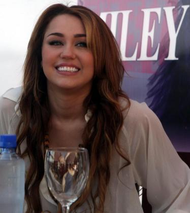 La cantante y actriz estadounidense Miley Cyrus, en una imagen de archivo.