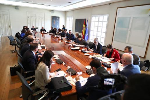 Consejo de Ministros celebrado este miércoles.