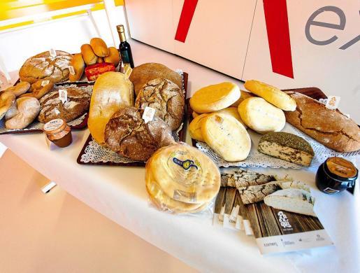 Las diferentes variedades de panes tradicionales de las islas.