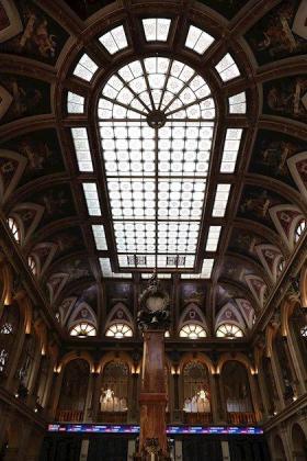 Sede de la Bolsa de Madrid