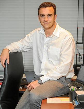 Abel Matutes Prats, director general de Palladium,