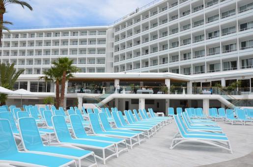 El hotel The New Algarb de Ibiza, en una imagen de archivo.