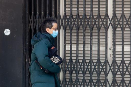 El uso de las mascarillas se está extendiendo en Baleares.
