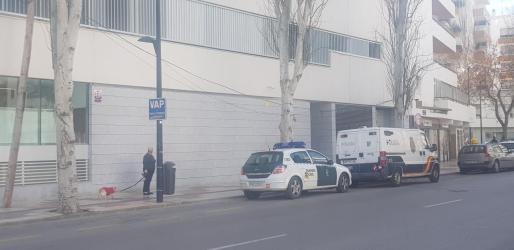 El joven fue localizado y detenido después de que sus padres alertasen a la sala 091 de la Policía Nacional.