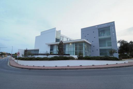 Residencia Can Blai, en Santa Eulària.