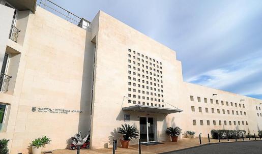 Fachada del Hospital Residencia Cas Serres.