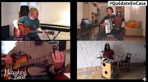 Captura de pantalla de un momento del vídeo.