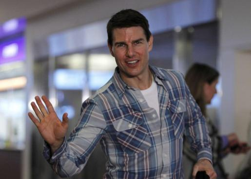 Tom Cruise, en una foto de archivo.