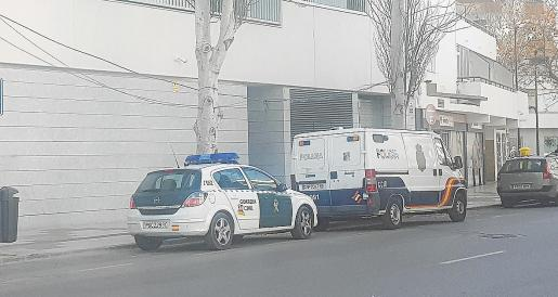 La Policía Nacional localizó al presunto agresor y le arrestó por un delito de malos tratos en el ámbito familiar.