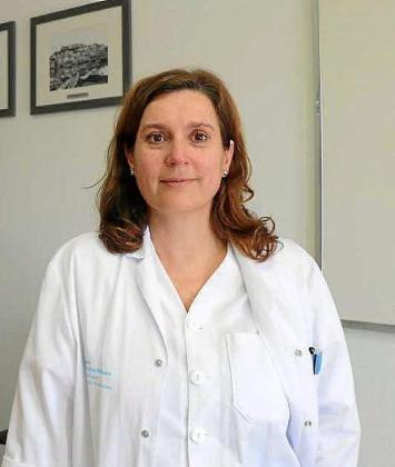 Carmen Santos, gerente del Área de Salud pitiusa.