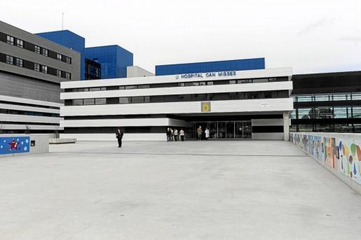 Imagen de la fachada de Can Misses.