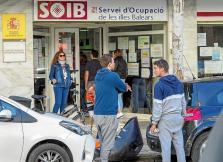 El paro sube un 14,6% interanual en Baleares en marzo, hasta las 62.769 personas