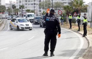 Detenidos dos jóvenes en Vila que circulaban con una moto robada