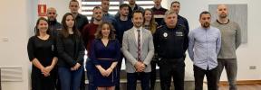 Vila incorpora 13 policías locales con conocimientos inferiores a los habituales