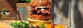 Quédate en casa pero no pierdas la oportunidad de pedir una auténtica BOOO hamburguesa